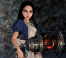 Armas de Alice: Madness Returns
