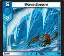 Wave Spears