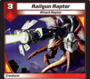 Railgun Raptor