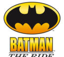 Batman amusement park attractions