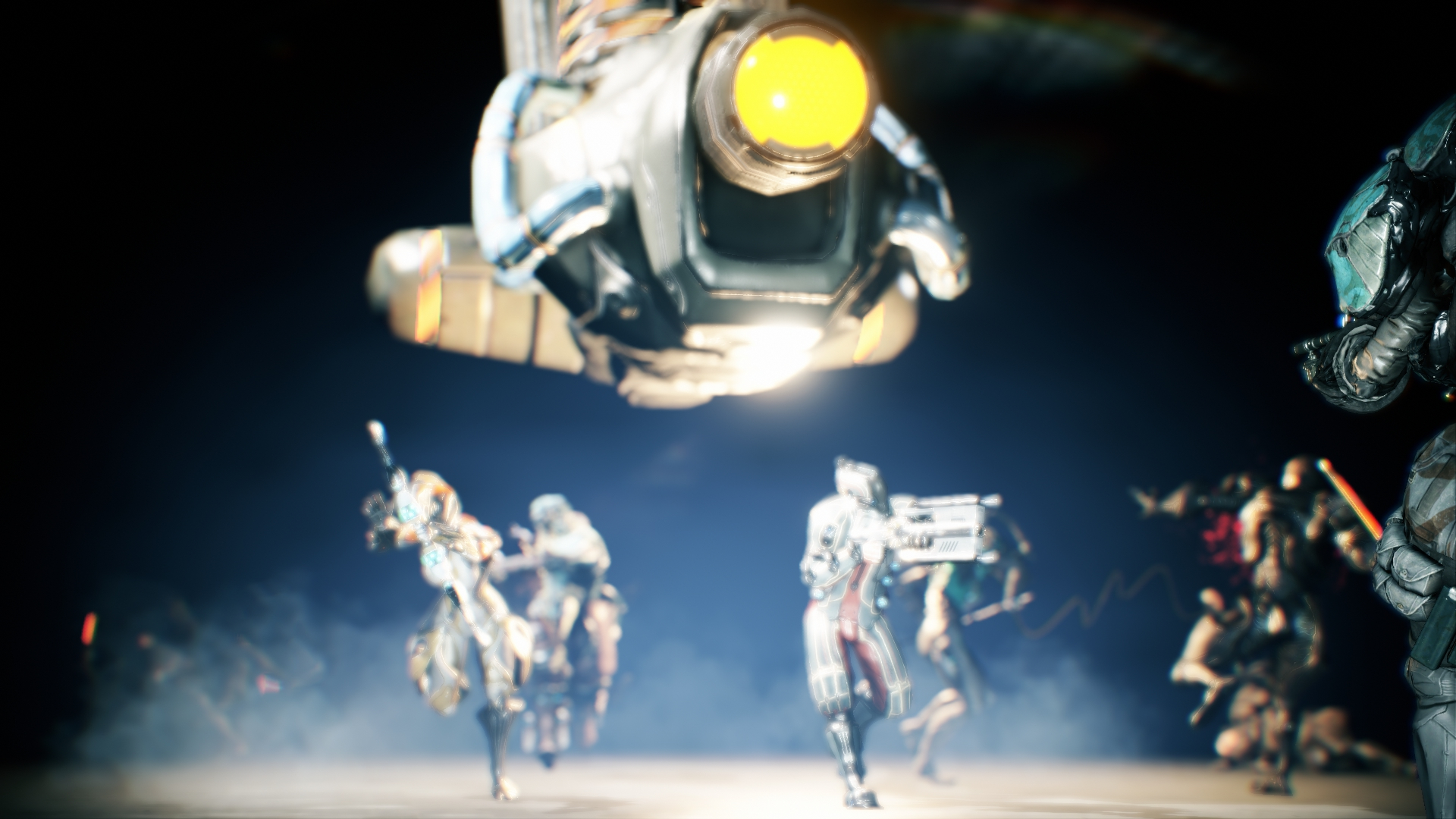 warframe hijack how to move the core