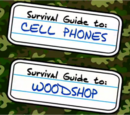 Guide to: Cell Phones and Woodshop