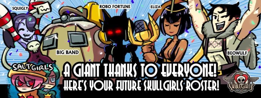 skull girls fukua ending a relationship