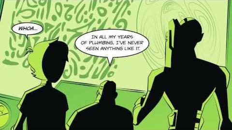 Ben 10 Omniverse Graphic Novel Trailer
