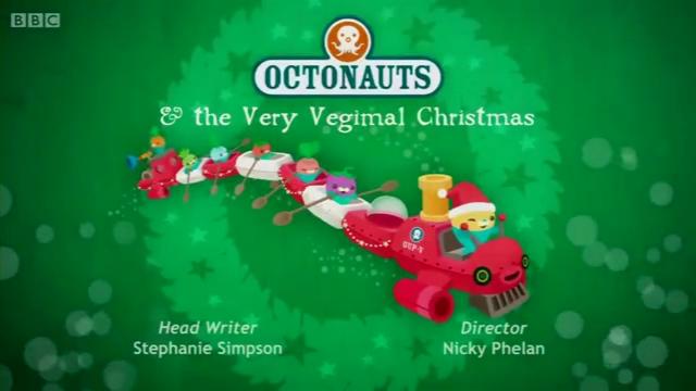 Octonaut Christmas.100 Octonauts Vegimals Christmas Yasminroohi