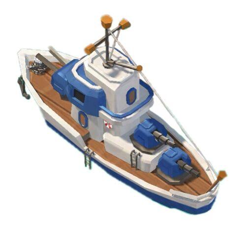 boom beach подводная лодка