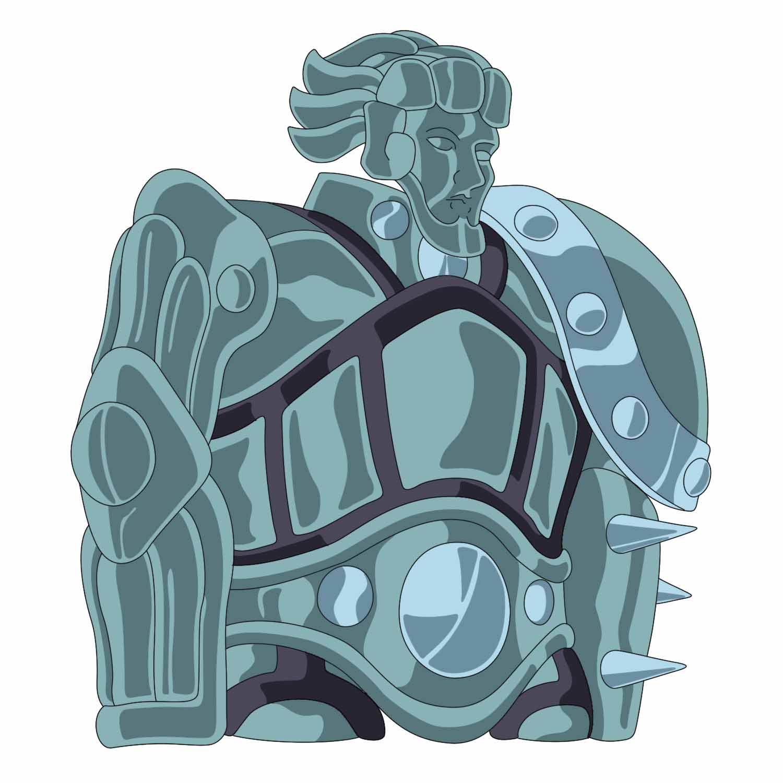 Heracles Cloth - Seiyapedia