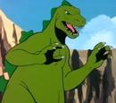 Godzilla/Littlest Pet Shop: The Huge Disaster