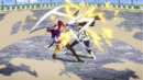 Erza and Kagura clash.png