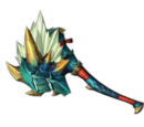 Usurper's Thunder (MH4U)