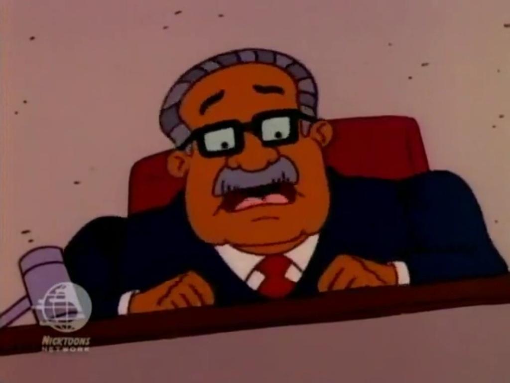 Rugrats In Paris Coco Judge - Rugrats Wiki