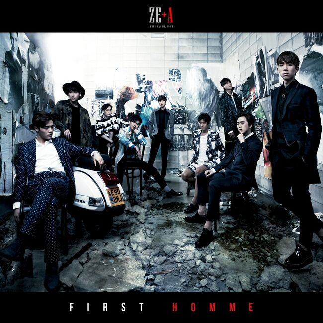 ZEA - First Homme
