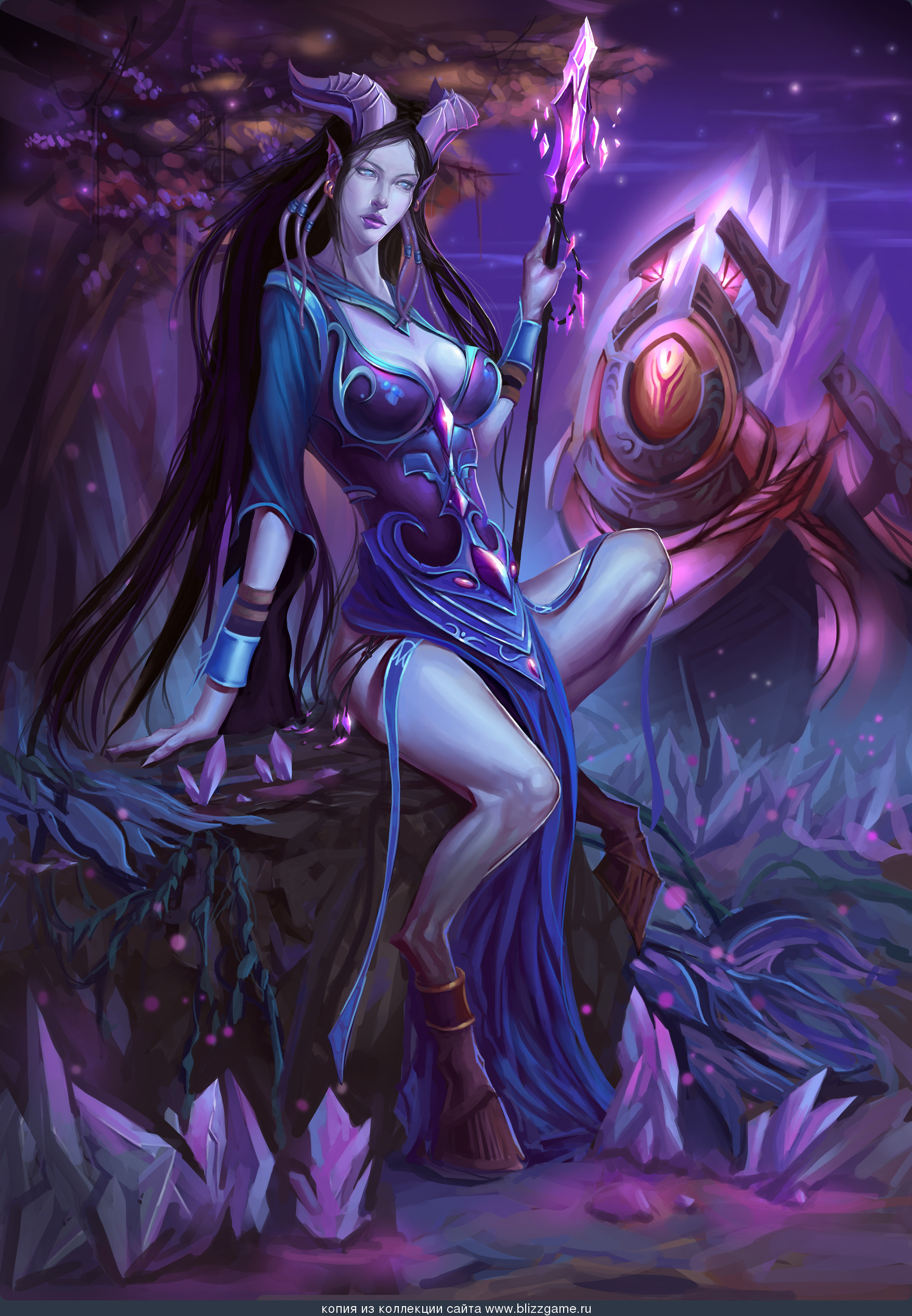 World of warcraft hottest draenei girl naked comic