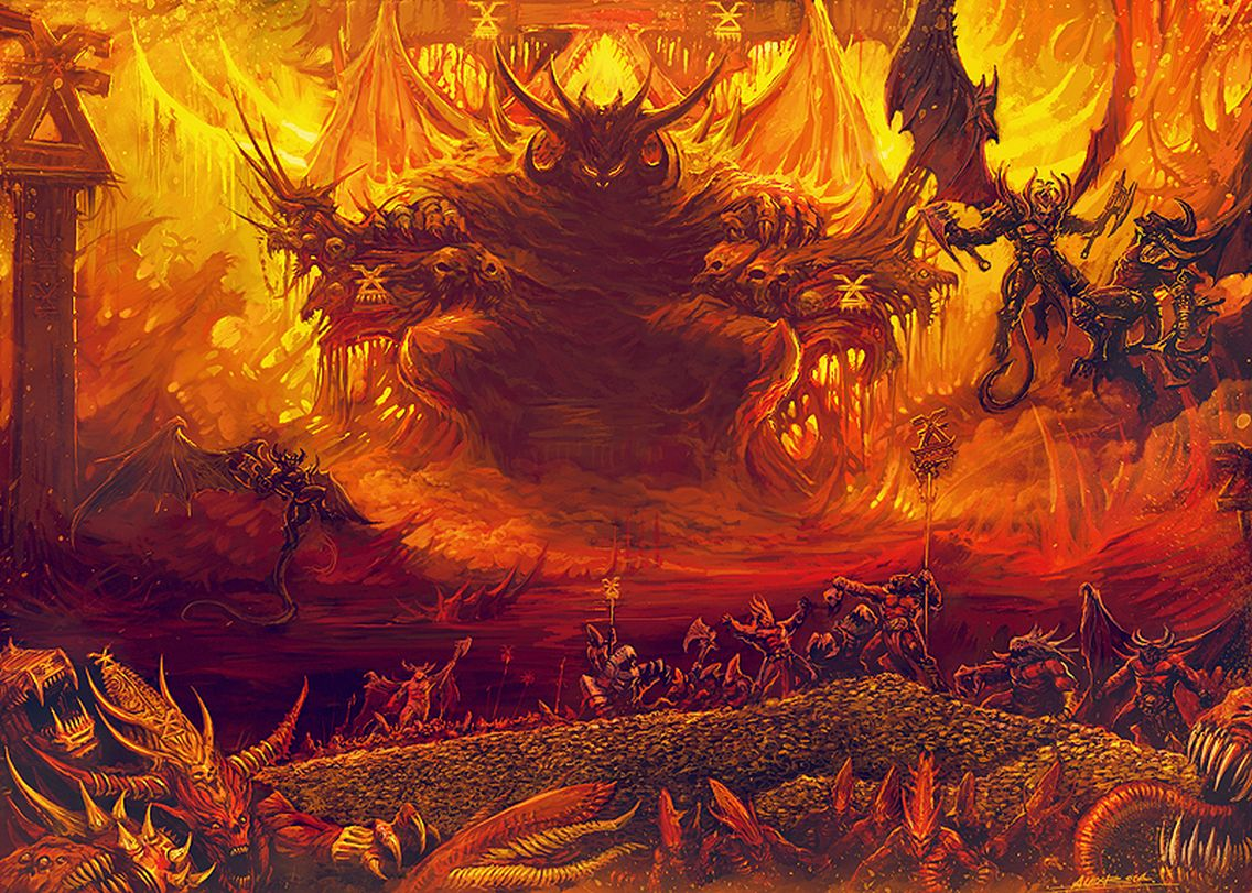Khorne - Warhammer 40K Wiki - Space Marines, Chaos ...Warhammer 40k Chaos Gods Names