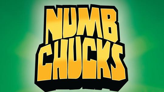 Numb Chucks Logopedia The Logo And Branding Site