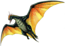 Concept Art - Godzilla vs. MechaGodzilla 2 - Fire Rodan 1.png