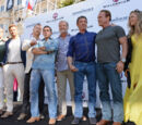 XD1/The Expendables 3 - Cannes Photo Call Stills And B Roll Images