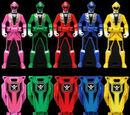 Ranger Keys (ToGo Sentai Crossenger)