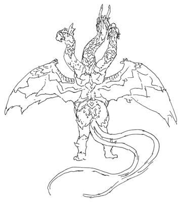 File:Concept_Art_ _Godzilla_Final_Wars_ _Keizer_Ghidorah_2