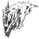 Concept Art - Godzilla Final Wars - Monster X Head 1.png