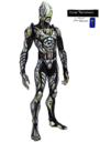 Concept Art - Godzilla Final Wars - True Xilien 1.png