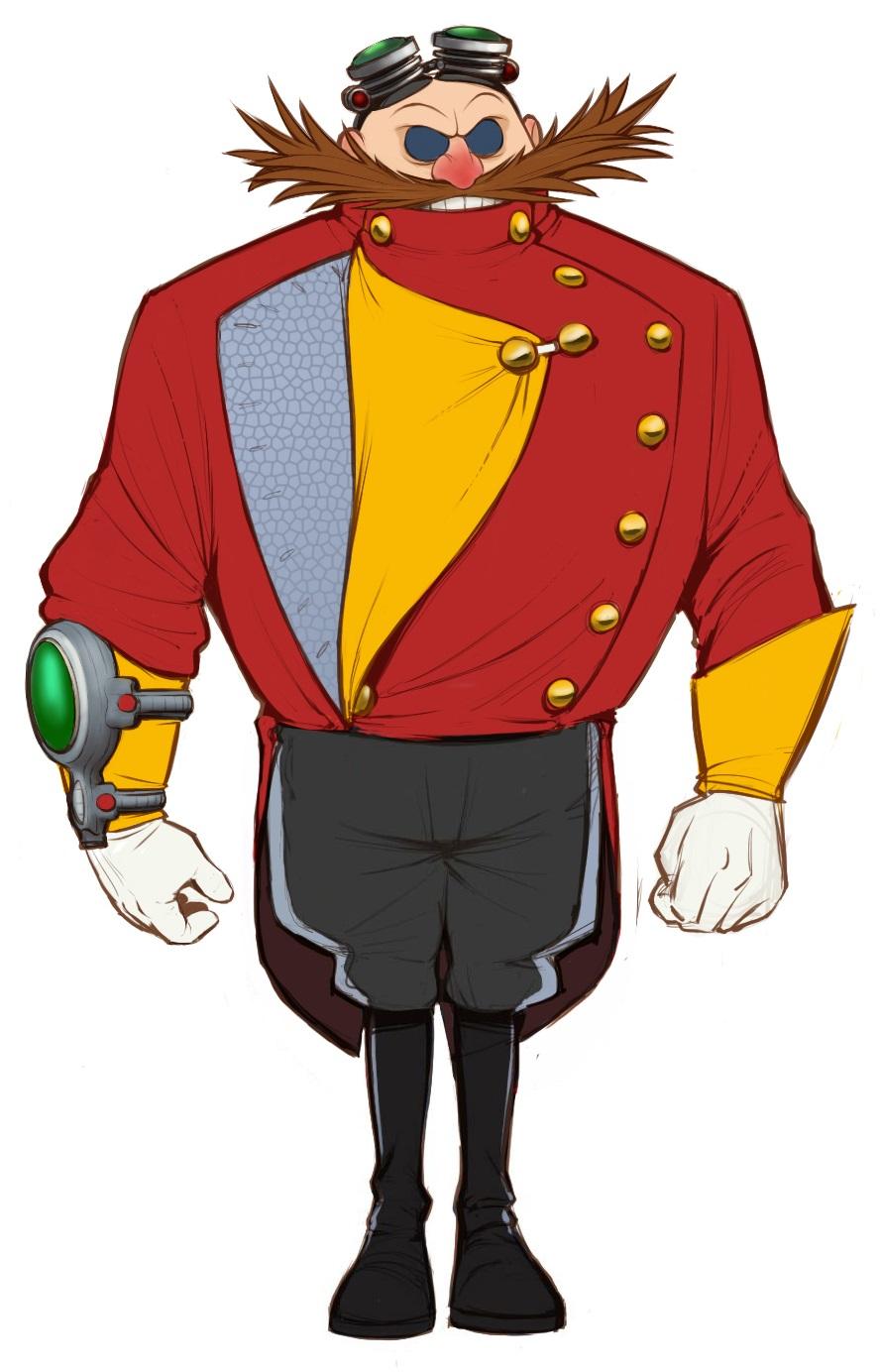 Dr Eggman Sonic Boom Villains Wiki Wikia