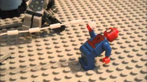 Lego Spider-Man Extermination