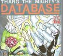 Tharg the Mighty's Database Vol 1 1