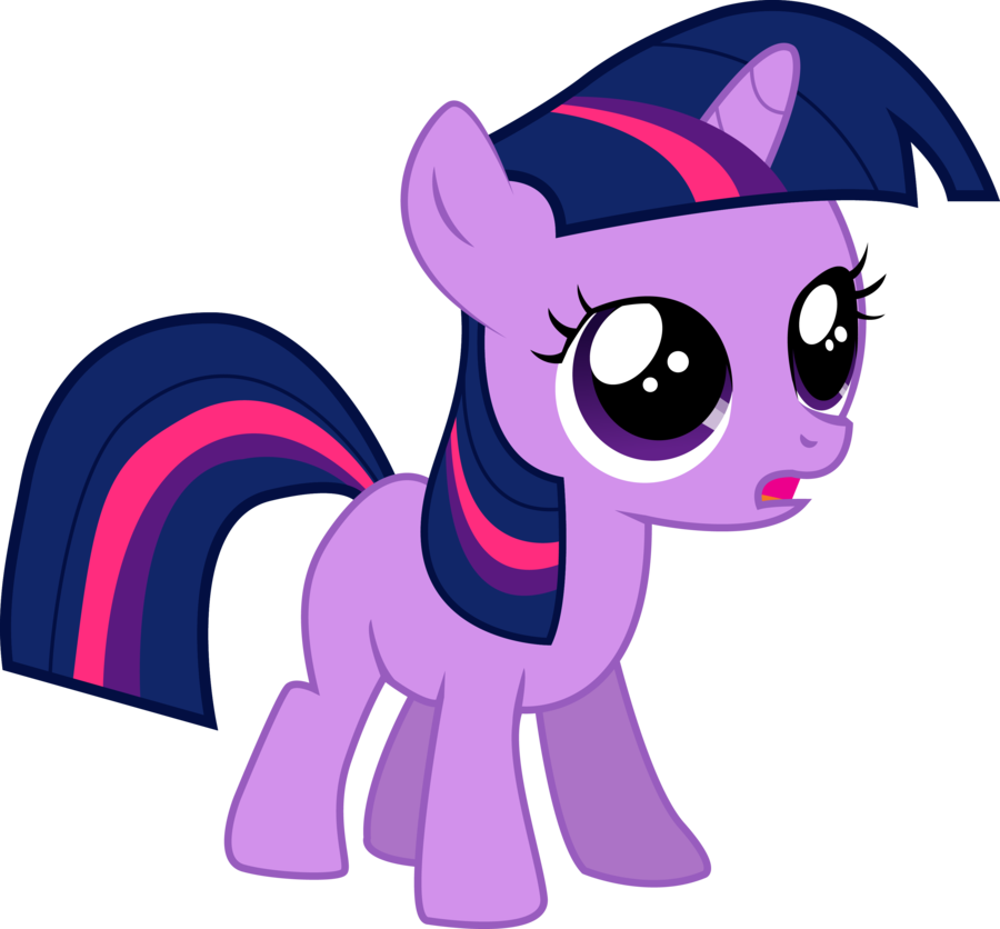 Twilight Sparkle Coloring Page #8
