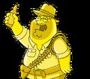 Gold Adventure Trophy