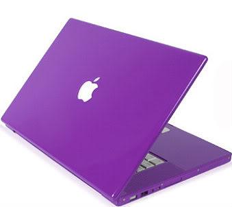 Laptops, Purple and Apples on Pinterest