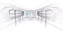 Concept Art - Godzilla Final Wars - EDF Command Room.png