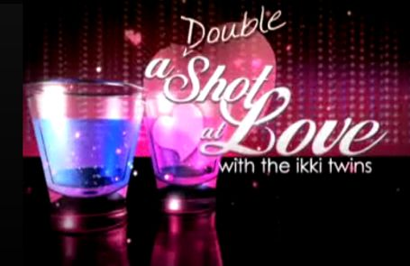 A Double Shot at Love with Ikki Twins - Logopedia, the ... A Double Shot At Love