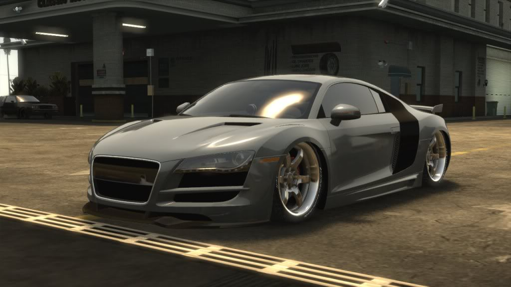 Audi R8 Midnight Club Wiki