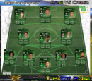 Mejor once del partido del Brasil-Croacia (1ª Fase). WIKI FUT BRASIL2014