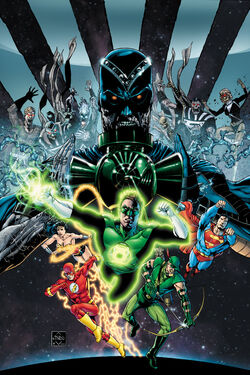 Blackest Night Vol 1 1 Textless Variant