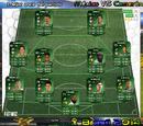 Mejor once del partido del México-Camerún (1ª Fase). WIKI FUT BRASIL2014