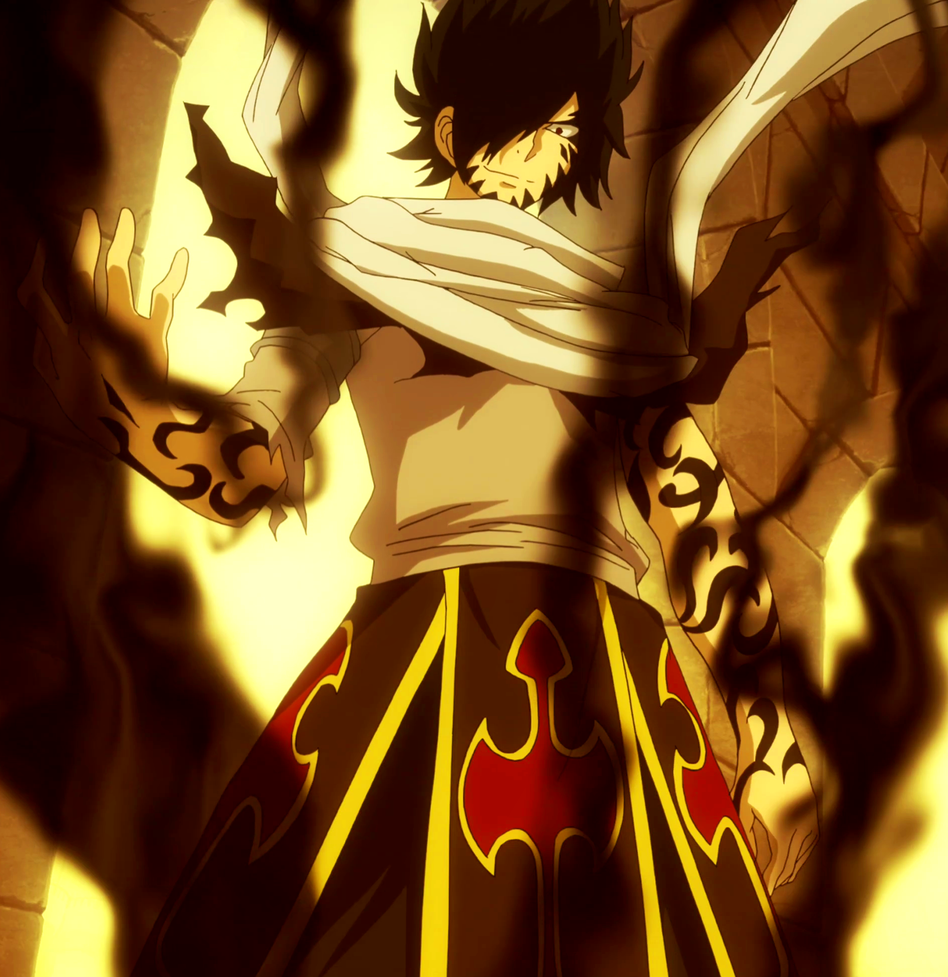 Shadow Dragon Slayer Magic Fairy Tail Wiki The Site For