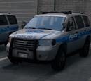 Polizei SUV