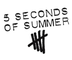 Image 5 Seconds Of Summer Logopng Logopedia Wikia
