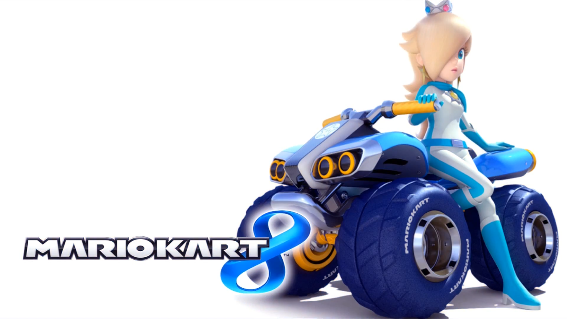 image mario kart 8 title screen rosalina png mariowiki the encyclopedia of everything mario. Black Bedroom Furniture Sets. Home Design Ideas