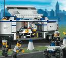 7743 Le camion de police