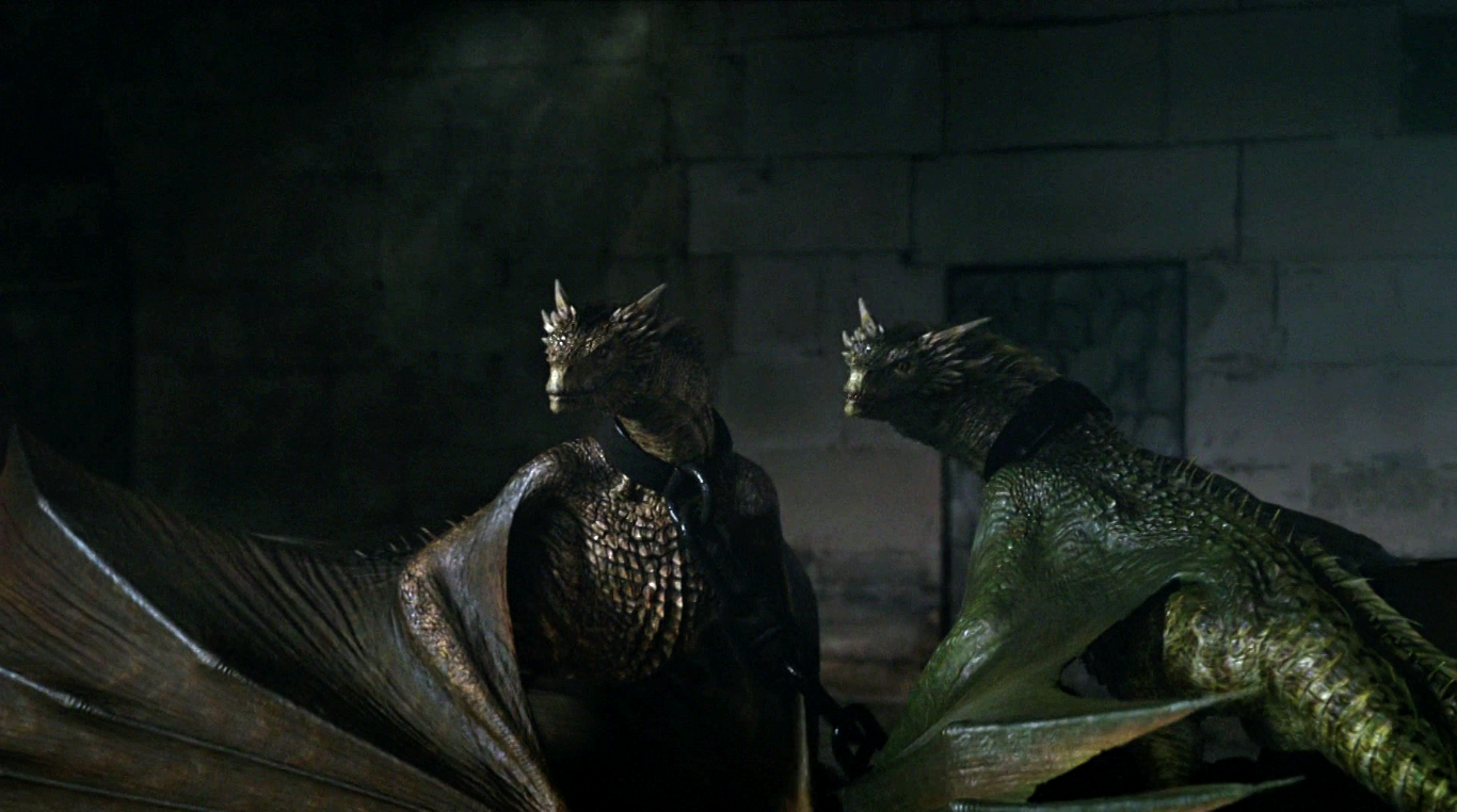 Rhaegal - Game of Thrones Wiki  Game