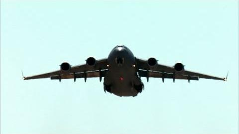 Boeing Formation Flight Saving Energy Like Birds Do