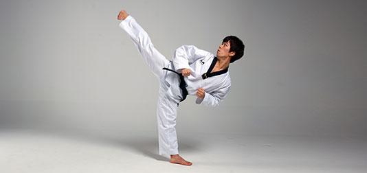 Side Kick - Taekwondo ...