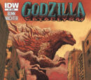 Godzilla: Cataclysm Issue 1