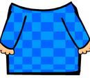 Blue Squares Shirt