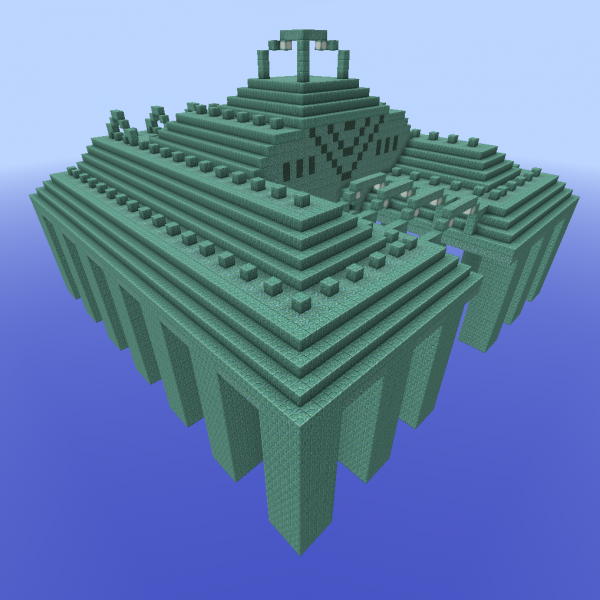 minecraft how to find sea dungeon