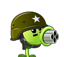 Gatling Pea (PvZ: AS)