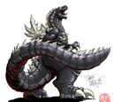 Godzilla Neo: Ghost Godzilla